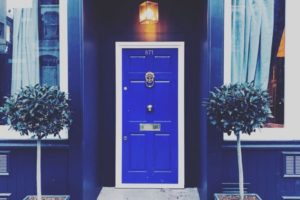 little-blue-door