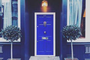 little-blue-door