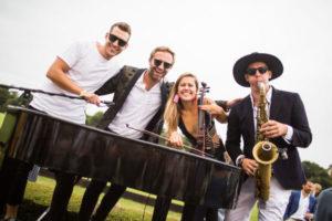 Inner Circle Polo Musicians